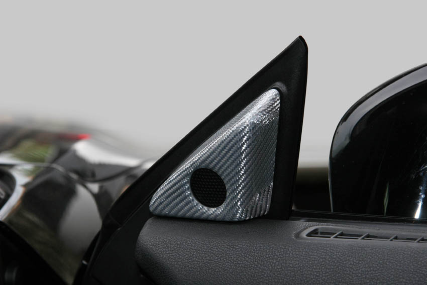 RSW Carbon GT-R Door-Mirror Inner Panels for GT-R